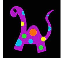 Party Dino Photographic Print