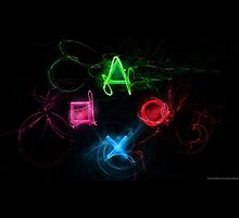 PlayStation Touches by babette69