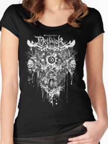 Dethklok Metalocalypse Shirt Women's Fitted Scoop T-Shirt