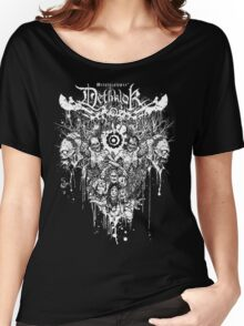 Dethklok Metalocalypse Shirt Women's Relaxed Fit T-Shirt