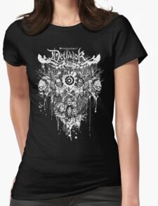 Dethklok Metalocalypse Shirt Womens Fitted T-Shirt