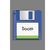 Doom Retro MS-DOS/Commodore Amiga games Photographic Print
