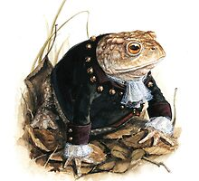 Mr. Toad by JBMonge