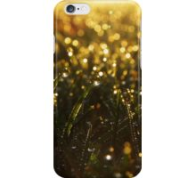 Morning Dew iPhone Case/Skin