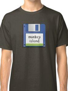 Monkey Island Retro MS-DOS/Commodore Amiga games Classic T-Shirt