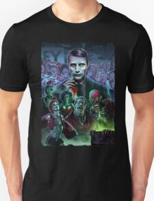 Hannibal Holocaust - They Live - Living Dead T-Shirt