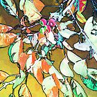Yellow Illumination by SRowe Art