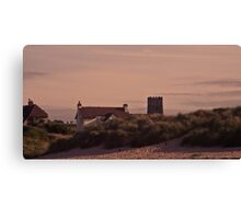 Urban Beach Canvas Print