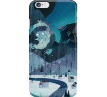 Old Man Winter iPhone Case/Skin