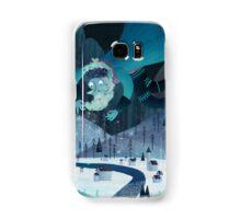 Old Man Winter Samsung Galaxy Case/Skin