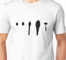 99 Steps of Progress - Weapons T-Shirt