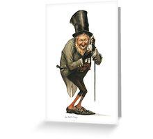 The Bugaboo Greeting Card