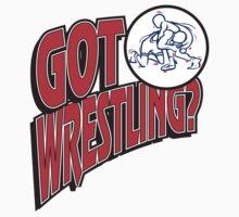 Wrestling by SportsT-Shirts