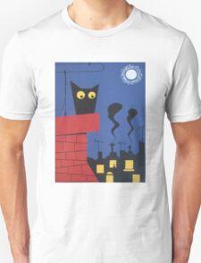 Bats in the burbs T-Shirt