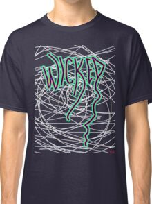 Wicked New England slang  Classic T-Shirt