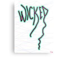 Wicked New England slang  Metal Print