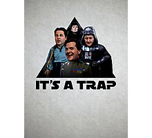 ConDem Wars - It's a Trap Photographic Print