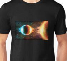 Space background Unisex T-Shirt