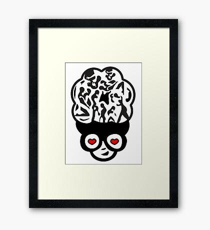 Kama- Kama Framed Print