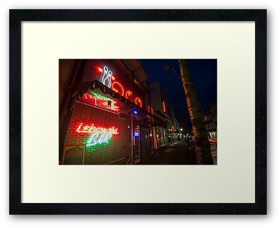 The Lebowski Bar by Sven Brogren