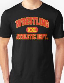 Wrestling Athletic Department T-Shirt
