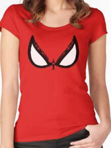 Mask Spider Women's Fitted Scoop T-Shirt