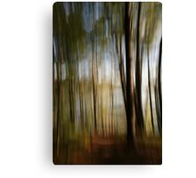 autumn image Canvas Print