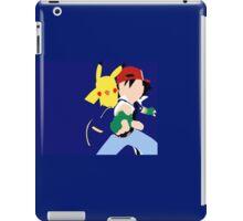 Ash/Pikachu iPad Case/Skin