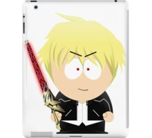Gilgamesh South Park iPad Case/Skin