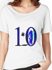 sexy 10 Women's Relaxed Fit T-Shirt