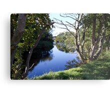 River Girvan Metal Print