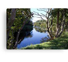 River Girvan Canvas Print