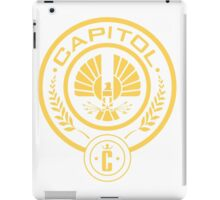 The Hunger Games Capitol Seal iPad Case/Skin