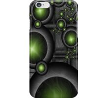 Green Geo iPhone Case/Skin