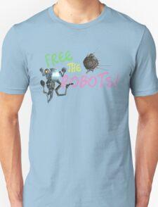 Free the Robots! T-Shirt