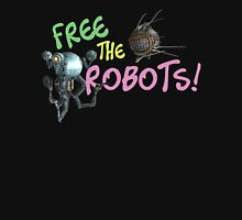 Free the Robots! Unisex T-Shirt