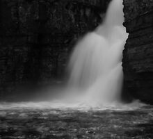 High Force in full flow by tom1502