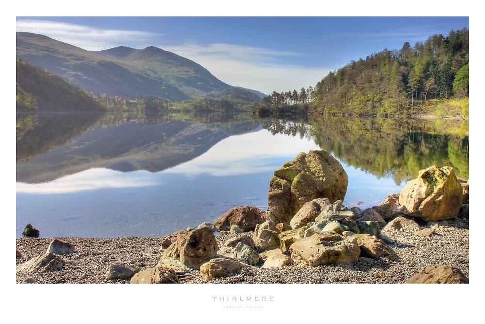 Thirlmere, Cumbria by Andrew Roland