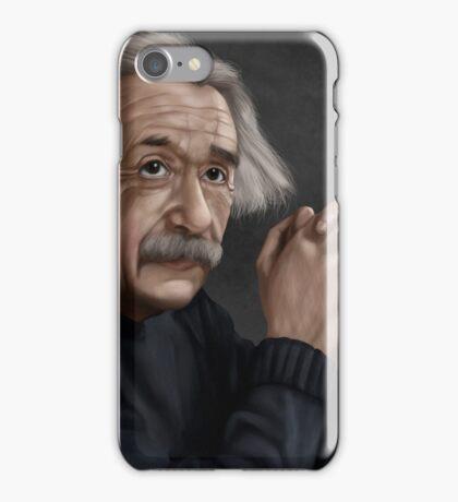 Alber Einstein iPhone Case/Skin