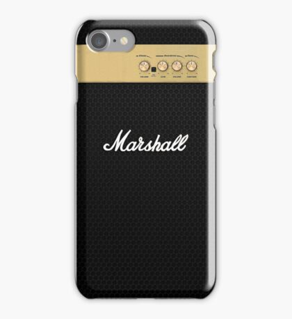 Marshall amp iPhone Case/Skin
