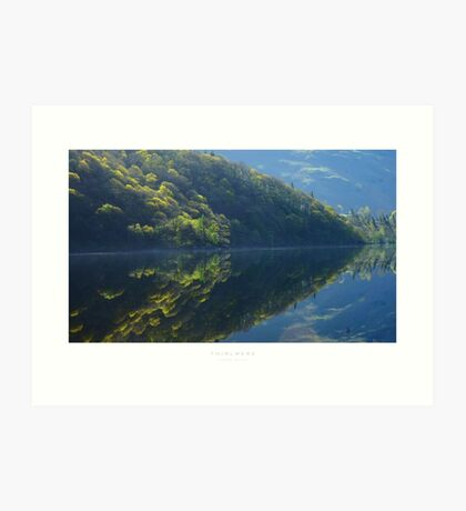 Thirlmere, Cumbria Art Print