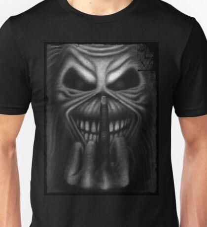Eddie Iron Maiden Unisex T-Shirt