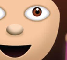 Sassy Lady hand emoji Sticker