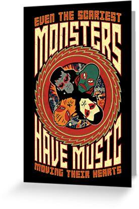 Monsters of Rock Vol. III by ivanrodero