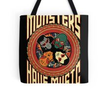 Monsters of Rock Vol. III Tote Bag