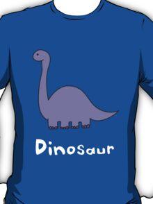D for Dinosaur T-Shirt