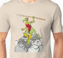 Lizard Warrior Unisex T-Shirt