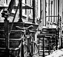 Amsterdam: The Bike by Kasia-D