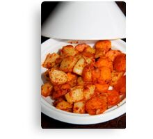 Vegetable Curry Canvas Print