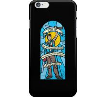Stained Ash Window iPhone Case/Skin